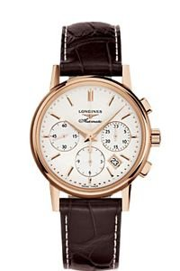 Longines Heritage/ The Column-Wheel Chronograph Men's Watch L2.733.8.72.2