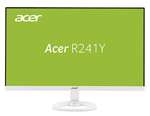 "Acer R241Ywmid 23.8"" Full HD IPS Negro pantalla para PC - Monitor (1920 x 1080 Pixeles, LED, Full HD, IPS, 1920 x 1080 (HD 1080), 100000000:1)"