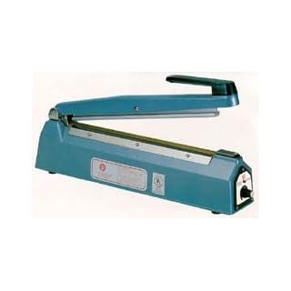 Impuls Schweißgerät 30cm PFS-300MM 300 Neu Taschen Verschweißen,einfach zu bedienen keine Aufwärmzeit notwendig mit timer für Dichtungs-Kontrolle typisch für taschen verwendet dichtung mws
