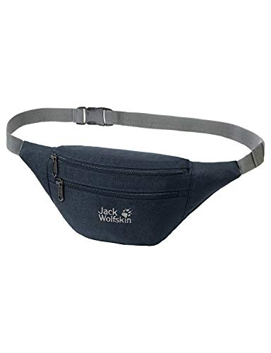 Jack Wolfskin Unisex Hüfttasche Hokus Pokus, night blue, 15 x 32 x 8 cm, 2 liters, 86472-1010 - Tempo Mini Packs