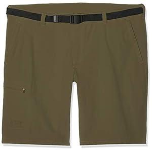31NEciJUQOL. SS300  - maier sports Men's Huang Functional Bermuda Shorts-Feather Grey, Size 62