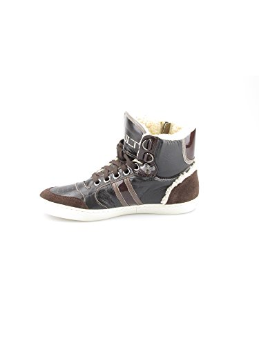 Cult CLE101174 Sneakers Donna Marrone scuro