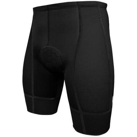 DeSoto Men's Forza Tri Short - 2015,Black,Large by De Soto