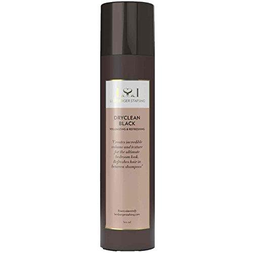 Lernberger Stafsing Dryclean Spray Black 300 ml Trockenshampoo für dunkel braunes bzw. schwarzes Haar