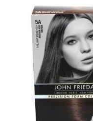 John FriedaEspuma De Precisión De Color Marrón
