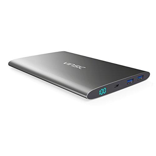Batteria Esterna, Vinsic® 15000mAh Dual Smart USB