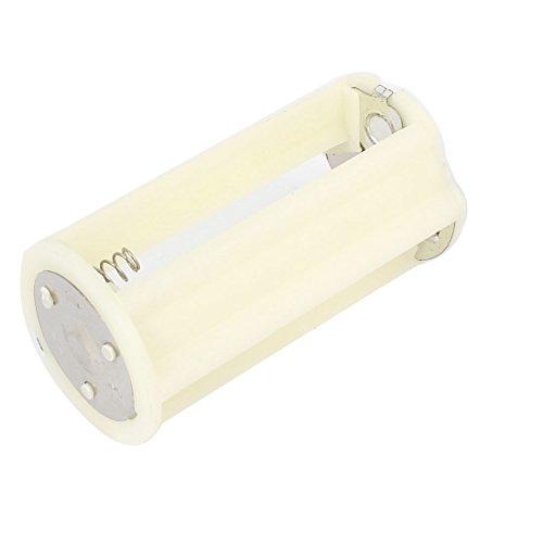 X-Dr Runder Batteriehalter für Parallelschaltung 3 x 1,5 V AAA - Batterien (35c9267331880469bb390e69d59e91e0)