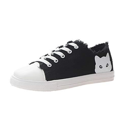 Katze Flache Schuhe Für Frauen bei Shopcog online kaufen