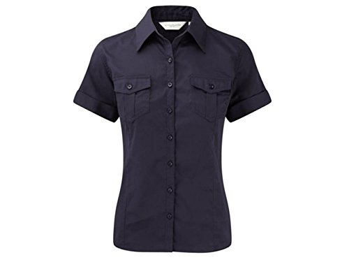 CAMICIA DONNA RUSSELL Blu Navy