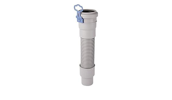 40//50 x 50 x 500 mm flexible Cornat T323102 HT-Rohr