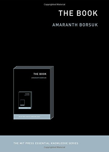 Book (The MIT Press Essential Knowledge series) por Amaranth Borsuk
