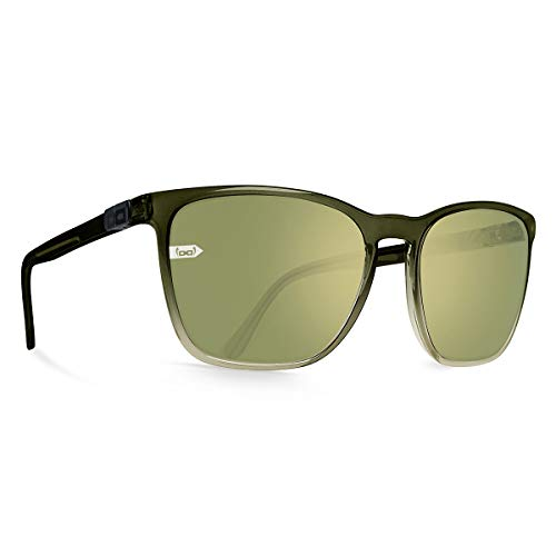 gloryfy unbreakable eyewear Sonnenbrille Gi2 DeJaVu angel green M, schwarz grün