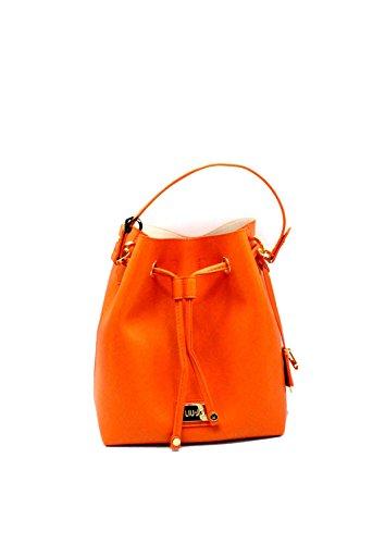 Liu Jo Hawaii hand bag with belt red