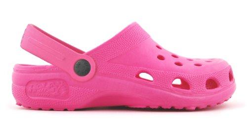 779c722bb554 Holey Sole Explorer Comfort Shoe Fusia Xxs Beetle UK Child size 1 (EU 32-