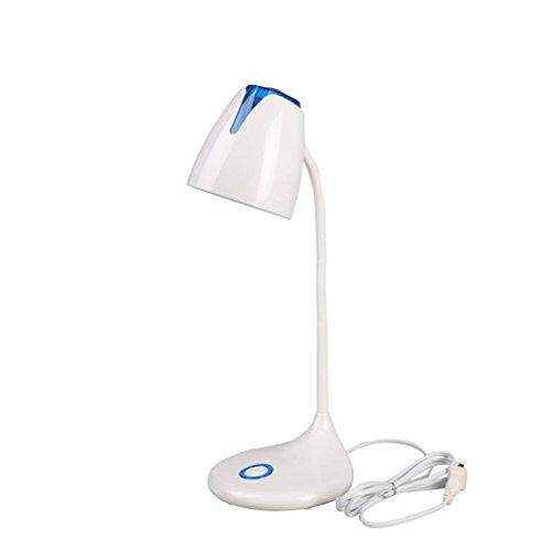 LY-LED Schreibtischlampen LED-Schreibtischlampe, DIY Dekoration Miniatur führte 5W Tischlampe Fairy Terrarium Potting Garten Decor Schwanenhals LED Leselampe (keine Lichtquelle) , 002 (5w Miniatur)