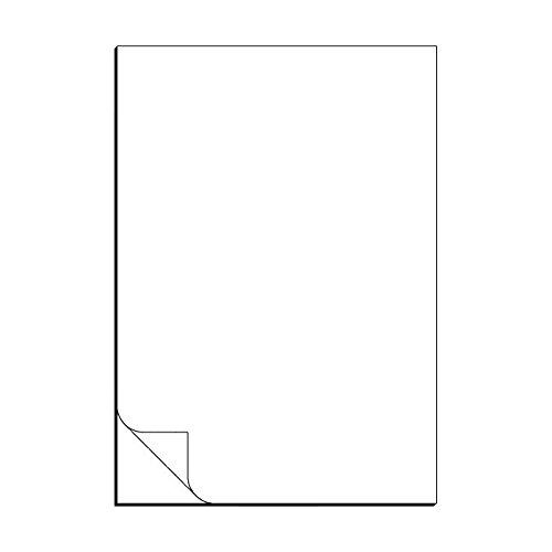 SD-Satz Wiegeschein Lieferschein blanko DIN A4 2-fach, Pack á 500 Satz kopfgeleimt blanko selbstdurchschreibend