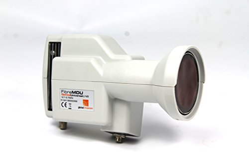 Global Invacom Adapter fibremdu Universal Optische LNB Global f925004 Lichtwellenleiter LNB...