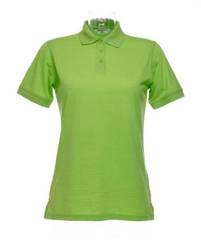 Kustom Kit Klassic polo femmes avec Superwash ® 60 ° c Vert - Citron vert