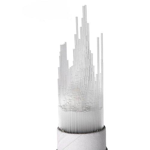 SGerste Rosenblätter aus 80mm Verlaufsfilter Glas Kapillar Schmelzpunkt Röhren 0,9-1.1 mm sowohl/One Offene Enden Test Tube