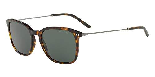 Giorgio Armani Sonnenbrillen AR 8111 HAVANA/GREEN Herrenbrillen