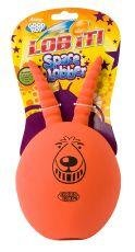 Goodboy lobit squeaky space hopper lobber dog toy latex