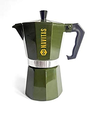Navitas Stovetop Coffee Maker/Percolator