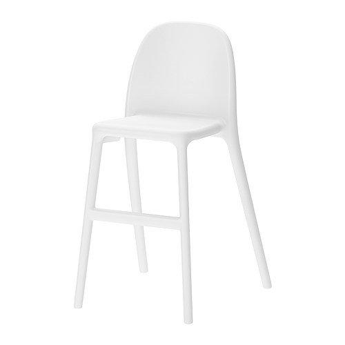 IKEA URBAN - chaise junior, blanc
