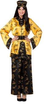 Wilbers Federbein EU 38/UK 10/12und US 6Damen Chinesische Geisha