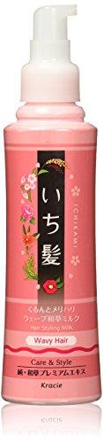 Kracie Ichikami Hair Setting Water for Wave - 150ml (japan import) [Badartikel]