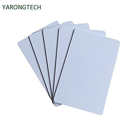 YARONGTECH Blank ISO14443A RFID MIFARE Classic® 1k Card (pack of