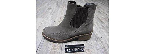 Gabor Damenschuhe 56.091.32 Damen Schnürstiefel, Schnürboots, Boots, Stiefel Braun ratto (Mel.)