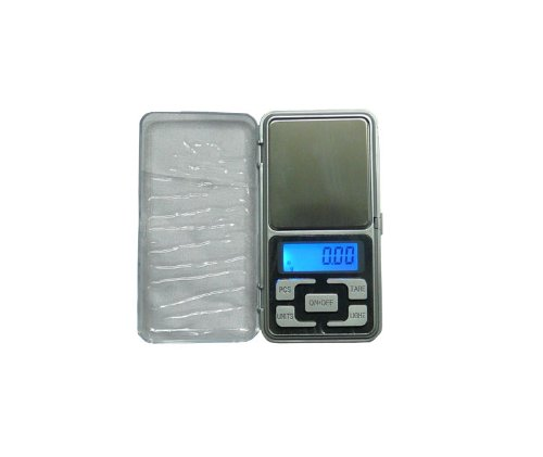 Metro-Electronic-Pocket-Scale-MH-Series-200g-Silver