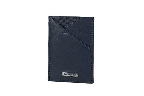 SAMSONITE Spectrolite SLG - Multi Creditcard Holder Kreditkartenhülle, 0 Liter, Night Blue/Black