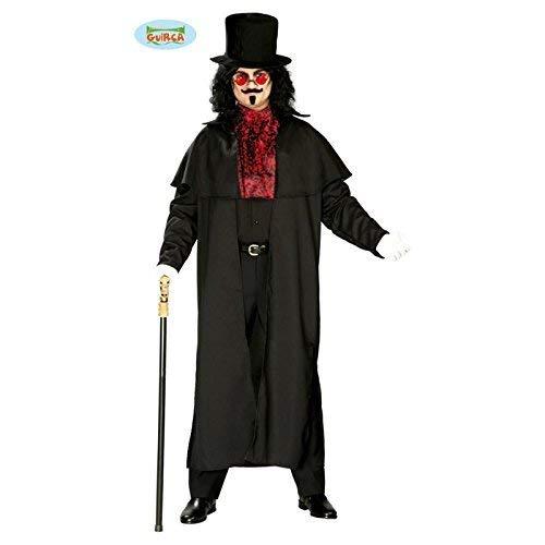 Vampir Lord Kostüm für Herren Gr. M/L, Größe:L