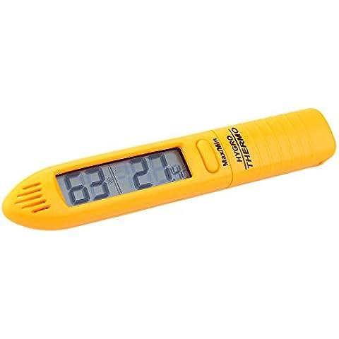 syalex (TM) 0~ 50gradi centigradi Temperatura e Umidità Tester Portatile Mini termometro