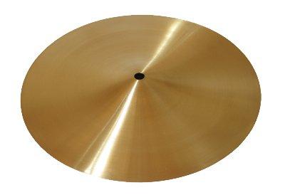 """XDrum 14\"""" Eco Becken Crash/HiHat (Drum Cymbals, Musikalisches, harmonisches und dennoch durchsetzungsfähiges Beckenset, Im Klang mitteldunkel, voll)"""