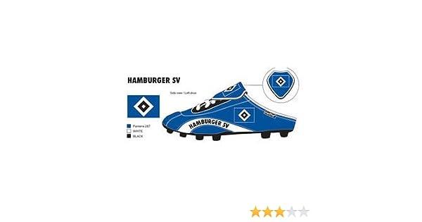 Hamburger SV HSV Hausschuhe Open One Gr. 44 45