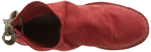 Fly London - Dai460fly, Stivali Donna Rosso (street Red 005)
