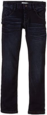 NAME IT Ralf One Kids Dnm Slim/Slim Pant Noos - Vaqueros Niños