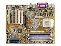 Leadtek WinFast K7NCR18D-Pro Carte-m ère ATX nForce2 Ultra 400 Socket A UDMA133 Ethernet FireWire audio 6 canaux
