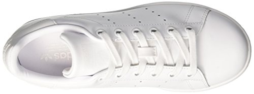 adidas Stan Smith Scarpe Low-Top, Unisex Adulto Bianco (Ftwr White/Ftwr White/Ftwr White)