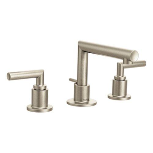 Moen TS43002BN Arris 20,3cm rubinetto miscelatore per vasca da bagno con beccuccio Trim kit in Brush nickel (valvola N/i)
