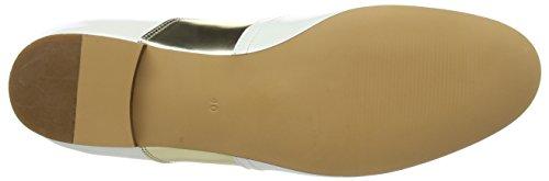 Giudecca Jycx15pr5-1, Scarpe Stringate Donna Multicolore (multicolore (AA2-White/gold))
