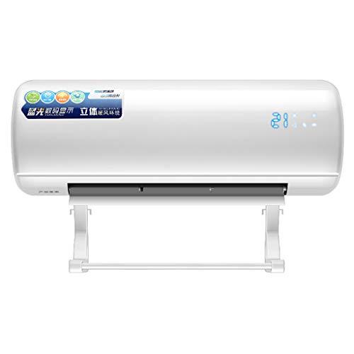 Heizgeräte Digitale Remote-Keramik-Heizung 2000W Negativ-Ionen-Luftreinigung, Wasserdichte Badezimmerheizung mit automatischem Thermostat und Timer, Sicherheitsschutz -