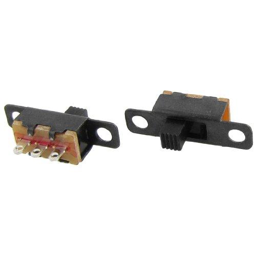 sourcingmap-50-piezas-de-encendido-en-2-posiciones-spdt-1p2t-mini-diapositiva-panel-de-interruptores