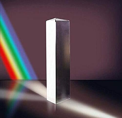 DOXMAL Glas Dreiecksprisma Rainbow Spectrum Experimente Glas für Unterricht in Physik Lichtspektrum Romantische Momente