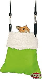Trixie Cuddly Bag for Mice/Hamsters, 12 x 11/14 cm