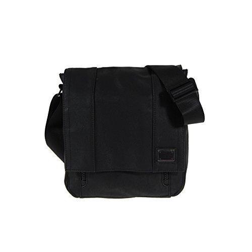 Antony Morato spalla Messenger Bag Black Line Shoulder Bag Men Bag Black