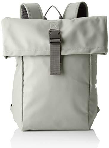 BREE Collection Unisex-Erwachsene Punch 93, Belgian Block, Backpack M S19 Rucksack, Grün, 12x46x41 cm