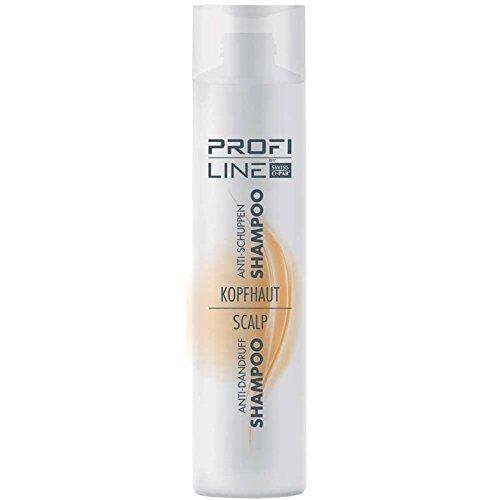 Profiline cuir chevelu shampooing anti-pelliculaire 300 ml bekämpft & élimine efficacement pellicules